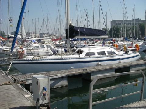 Schnaps à quai au Yacht Club de la Mer du Nord, à Dunkerque