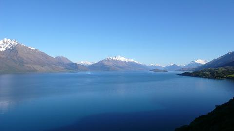 Le lac Wakatipu : ça donne envie, non ?