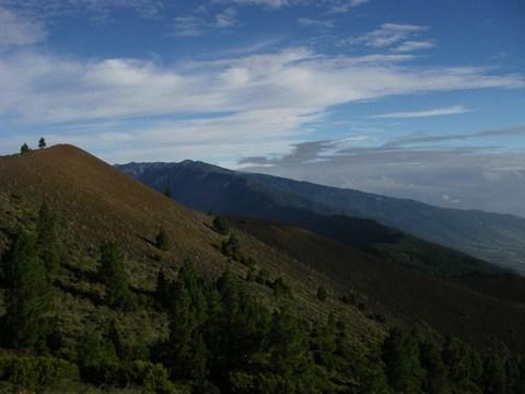 14-La Cumbre Nueva depuis la Montana la Barquita.JPG