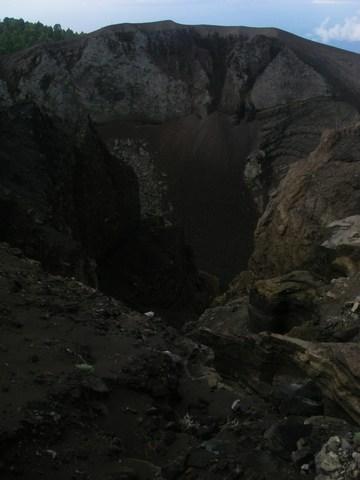 29-Hoyo Negro, le cratère.JPG