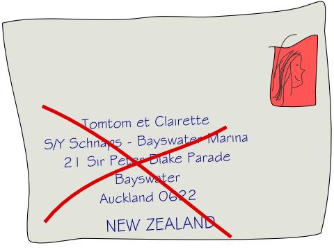 Ex-nouvelle adresse